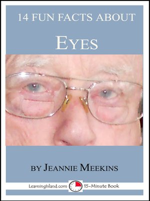 cover image of 14 Fun Facts About Eyes