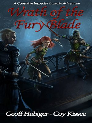 cover image of Wrath of the Fury Blade