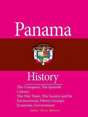 cover image of Panama History