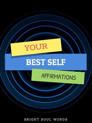cover image of Your Best Self Affirmations