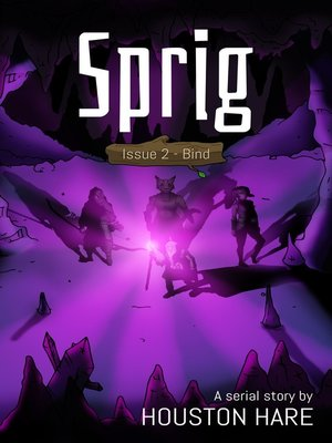 cover image of Sprig (Issue 2--Bind)