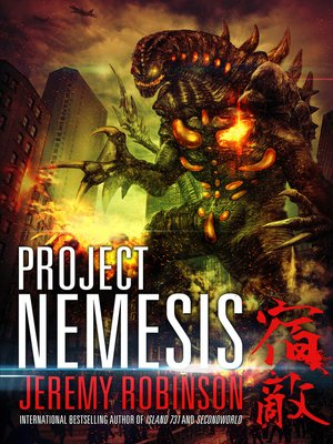 cover image of Project Nemesis (A Kaiju Thriller)