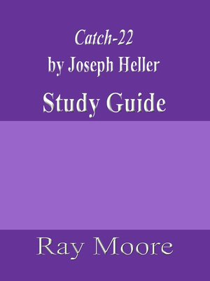 cover image of Catch-22 by Joseph Heller