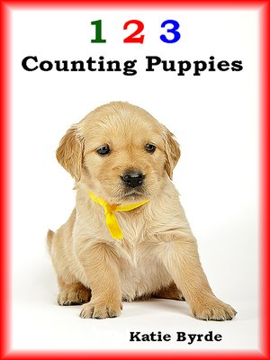 cover image of 1 2 3 Counting Puppies