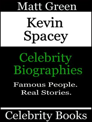 cover image of Kevin Spacey