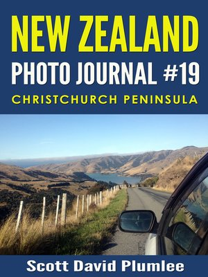 cover image of New Zealand Photo Journal #19