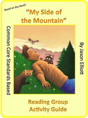 cover image of My Side of the Mountain Reading Group Activity GUide