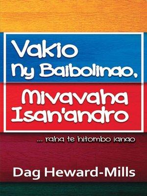 cover image of Vakio Ny Baibolinao, Mivavaha Isan'andro... raha te hitombo ianao