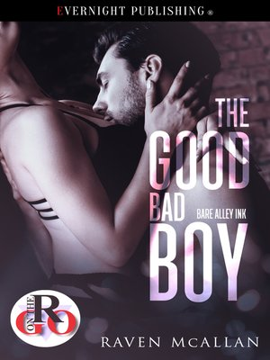 cover image of The Good Bad Boy