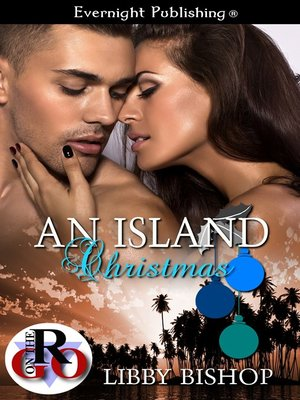 cover image of An Island Christmas