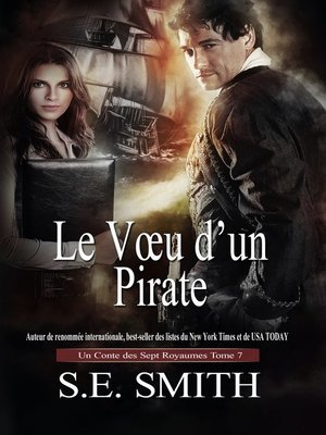 cover image of Le Vœu d'un Pirate