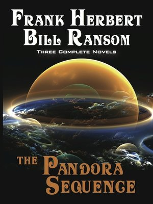 cover image of The Pandora Sequence