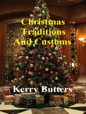 cover image of Christmas Traditions and Customs.