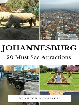 cover image of Johannesburg