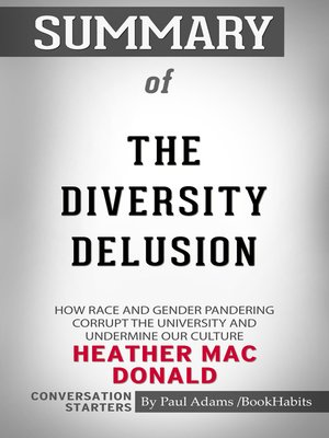 cover image of Summary of the Diversity Delusion