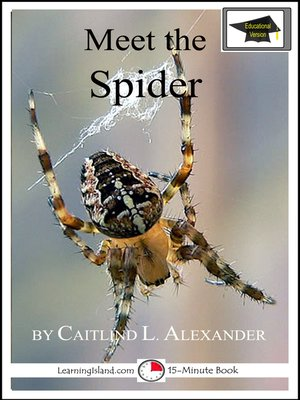 cover image of Meet the Spider