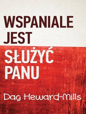 cover image of Wspaniale Jest Służyć Panu