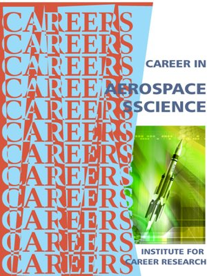 cover image of Career in Aerospace Science