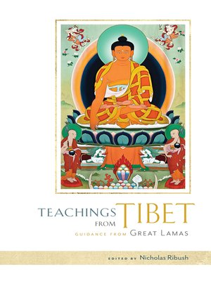 cover image of Teachings from Tibet