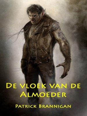 cover image of De vloek van de Almoeder