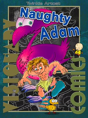 cover image of Naughty Adam
