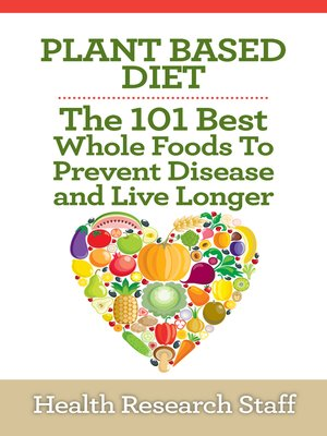 cover image of Plant Based Diet