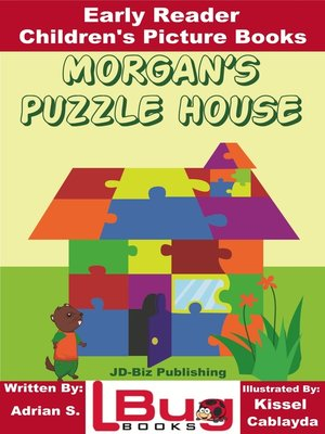 cover image of Morgan's Puzzle House