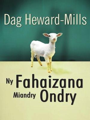 cover image of Ny Fahaizana Miandry Ondry