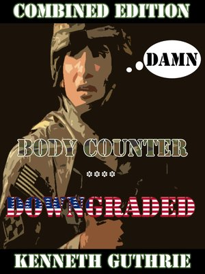 cover image of Body Counter and Downgraded (Two Story Pack)