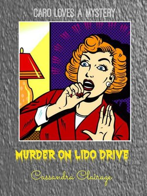 cover image of Murder on Lido Drive