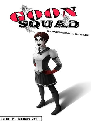 cover image of Goon Squad #1