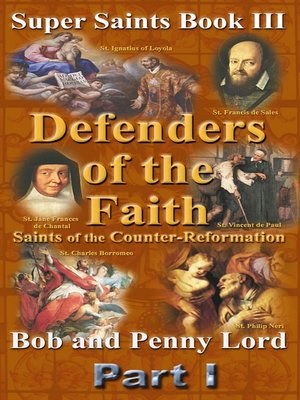 cover image of Defenders of the Faith Part I