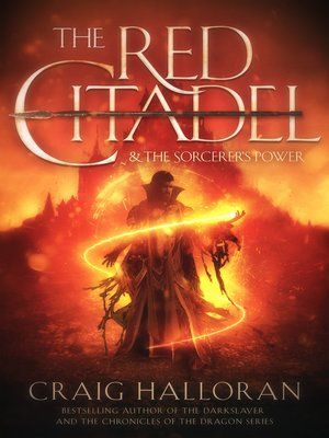 cover image of The Red Citadel and the Sorcerer's Power