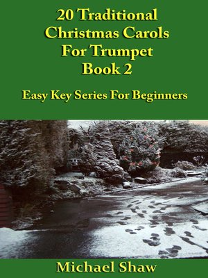 cover image of 20 Traditional Christmas Carols For Trumpet