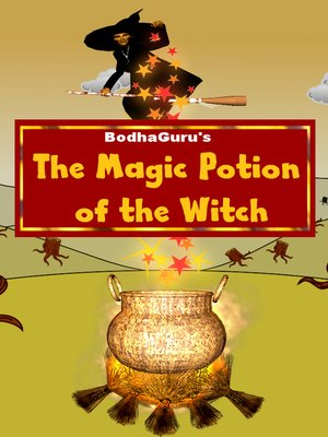 cover image of The Magic Potion of the Witch