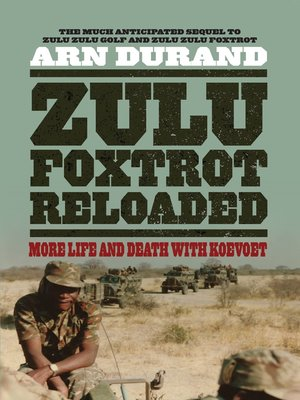cover image of Zulu Foxtrot Reloaded