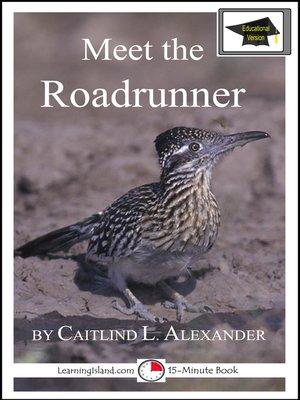 cover image of Meet the Roadrunner