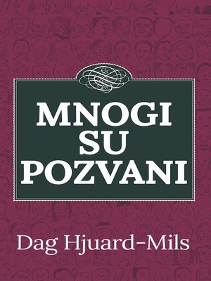cover image of Mnogi su pozvani