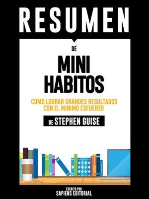 cover image of Mini Habitos