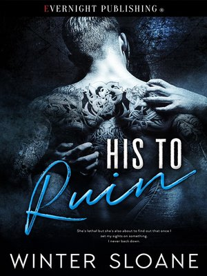 cover image of His to Ruin