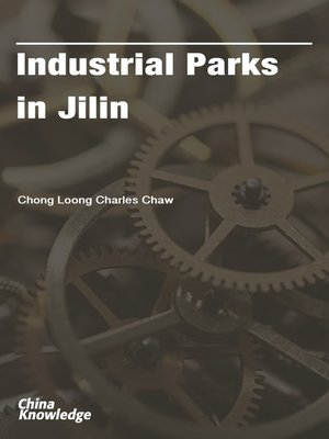 cover image of Industrial Parks in Jilin