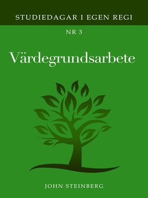 cover image of Värdegrundsarbete