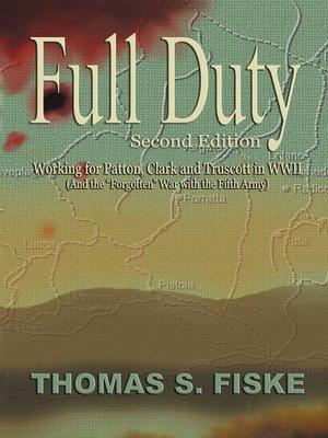 cover image of Full Duty