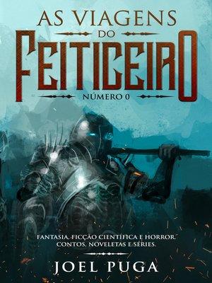cover image of As Viagens do Feiticeiro número 0