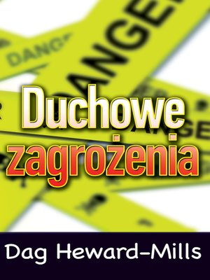 cover image of Duchowe zagrożenia