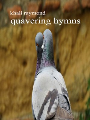 cover image of Quavering Hymns