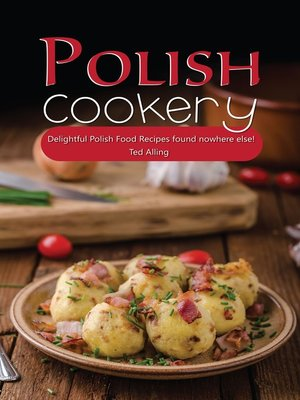 cover image of Polish Cookery