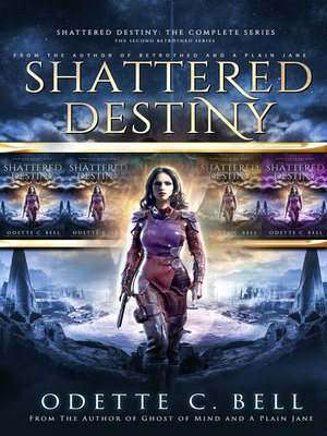 cover image of Shattered Destiny