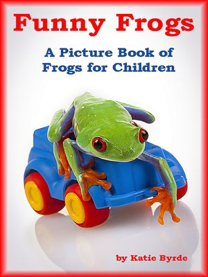 cover image of Funny Frogs