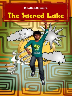 cover image of The Sacred Lake